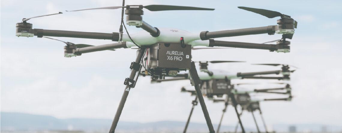 Heliport Aurelia X6 Pro