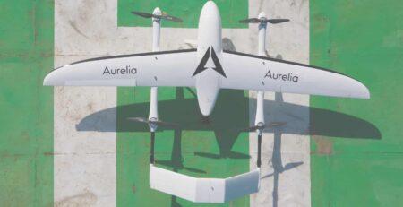 Aurelia VTOL heliplatform